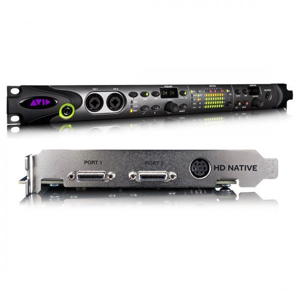 למכירה מערכת Pro Tools HD Omni + מחשב  Mac Pro