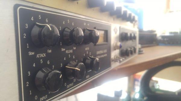 Universal Audio 2-1176 Compressor
