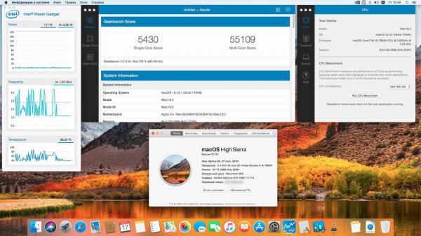 התקנת מערכת (Hackintosh(macOS על נייד או נייח PC