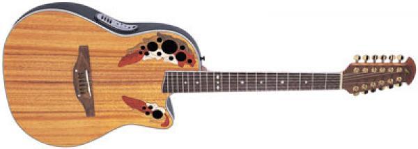 Ovation Celebrity cs-245 12 strings