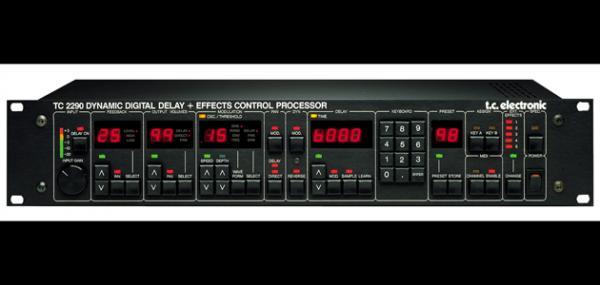 TC Electronic 2290 Dynamic Delay