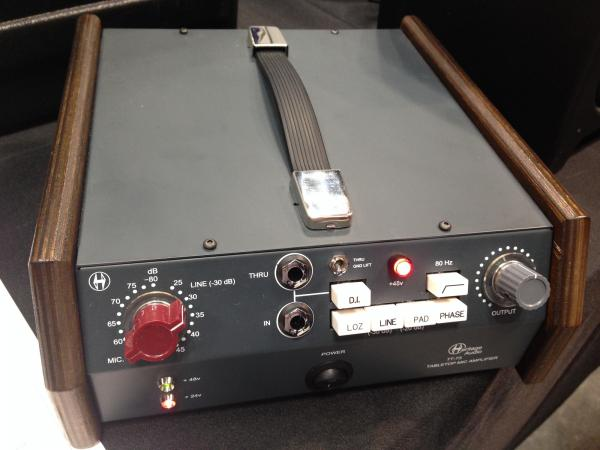 Heritage Audio TT-73 Preamp קדם מגבר