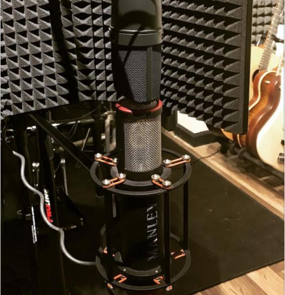 Manley Reference Microphone