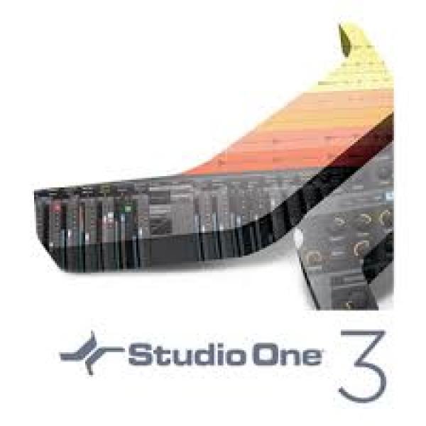 Presonus Studio One-Professional במחיר שלא תמצאו!
