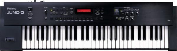 למכירה Roland Juno-D מדהים ובמצב מעולה !!!