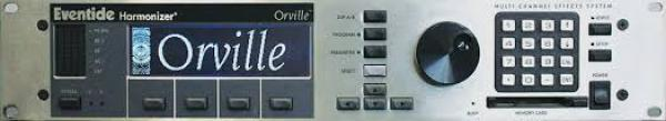 למכירה - Eventide Orville - מולטי אפקט ענק