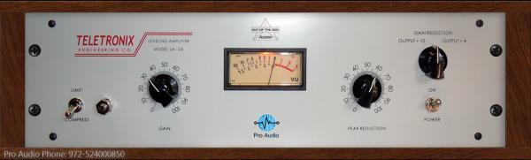 NEW LA-2A - Classic Leveling Amplifier