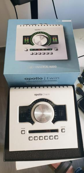 Apollo Twin DUO Universal Audio