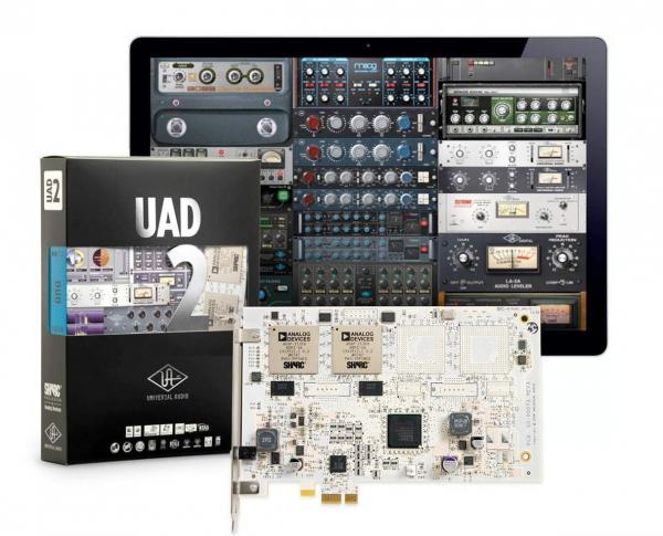 Universal Audio UAD 2 Duo
