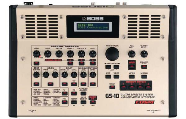 BOSS GS10