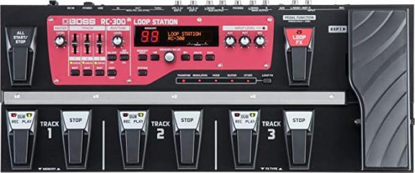 לופר של חברת Boss - דגם RC-300