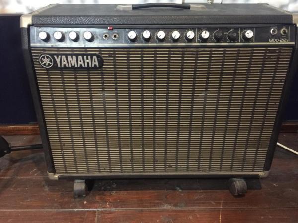 Yamaha G100 Guitar Amp
