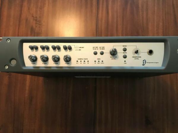 למכירה Interface 002r 24 Bit digidesign