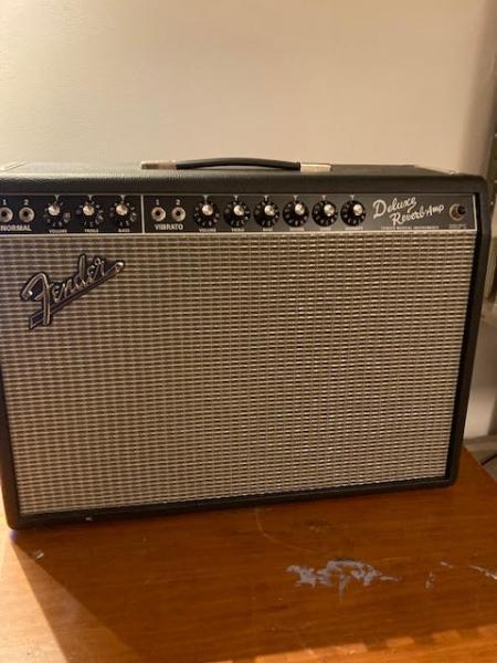 Fender Deluxe Reverb 65 - New!