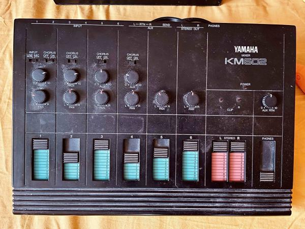 מיקסר Yamaha KM602