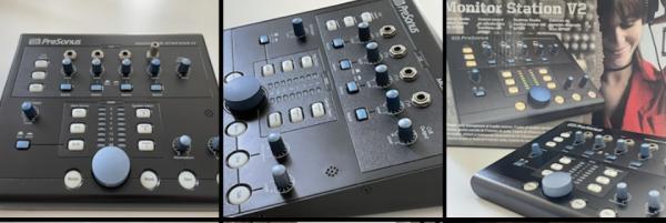 Presouns monitor station V2